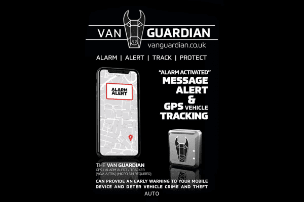 Gps van tracking