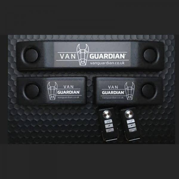 dual van alarms